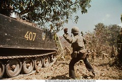 42-18260282 (ngao5) Tags: people men soldier war asia cambodia southeastasia asians cambodians tank military civilwar weapon vehicle males grenade adults explosives throwing backview militaryvehicle politicalandsocialissues southeastasians 1andgroup militarypersonnel motorvehicle civilconflict