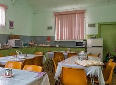 West Footscray (Westographer) Tags: suburbia australia melbourne oldschool tearoom sandwiches footscray tableschairs westernsuburbs churchfete churchhall