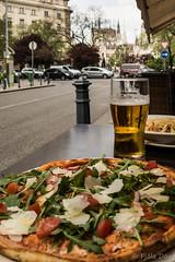 ummmmm (Fjola Dogg) Tags: city food beer canon restaurant europe hungary capital budapest pizza foodporn italianfood bjr orszghz evropa sr bdapest budapete g7x hungarianparliamentbuilding evrpa ungverjaland fjoladogg fjladgg canonpowershotg7x pizzaeataliano inghsungverja