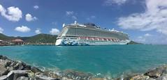 2016_0622_009 (seannarae) Tags: june cruiseship bvi britishvirginislands day07 2016 roadtown shotoniphone iphone6s nclescape
