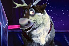 Reindeers are better than people. (jordanhall81) Tags: world park family anna lake snow ice water norway tongue dark reindeer amusement frozen orlando epcot ride princess florida go center it disney queen norwegian fantasy vista theme pavilion after troll wdw walt ever showcase sven let elsa thrill fever maelstrom buena kristoff lbv arendale