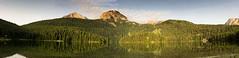 Crno jezero panorama (Neonci) Tags: sport hiking voda montenegro blacklake crnagora jezero durmitor zabljak crnojezero planinarenje