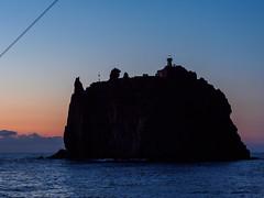 Lighthouse (rolleh) Tags: stromboli sicilia italy it travel