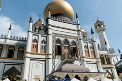 Masjid Sultan Mosque (Merrillie) Tags: religion holidays sightseeing nikon travel architecture photography building streetphotography tourist mosque masjidsultanmosque singapore d5500