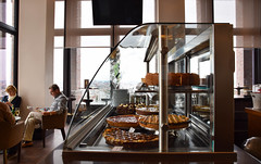 Pastries with a view (Maria Eklind) Tags: city berlin architecture germany de deutschland view fromabove potsdamerplatz tyskland euorpe berlinview panormapunkt