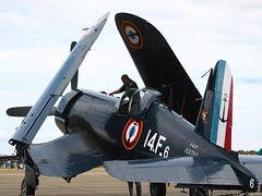 CORSAIR Lann Bihoué (yann_cornec) Tags: corsair warbird canonpowershots45
