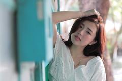 Zora041 (greenjacket888) Tags: portrait cute beautiful asian md leg showgirl zora lovely sg  leggy           asianbeauty    85l  85f12  beautyleg   5dmk 5d3