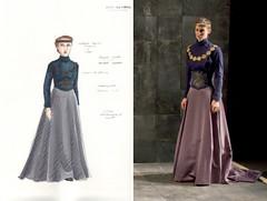 Lady Macbeth--regal look