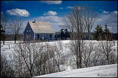 Le printemps rural... / Rural spring ... (Jeanluc Verville) Tags: oldhouse printemps springtime vieillesmaisons