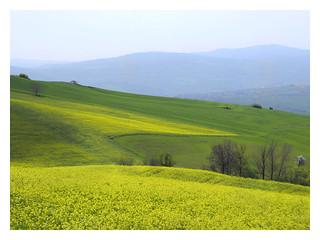 Paesaggio d'aprile