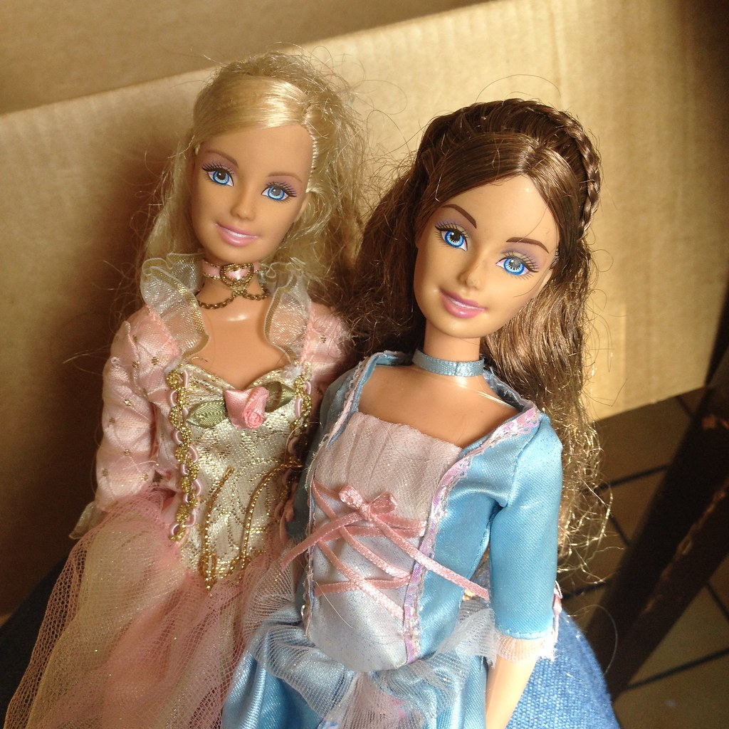 The World S Best Photos Of Barbie And Erika Flickr Hive Mind Princess Anneliese And Erika From