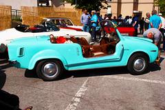 Fiat 600 Maragliano (1955) (maximilian91) Tags: italy italia fiat liguria oldcars vintagecars fiat600 italiancars montoggio maragliano fiat600maragliano