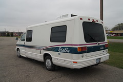volkswagen 1997 rv motorhome winnebago recreationalvehicle rialta