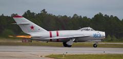 MiG-17F Fresco C (fisherbray) Tags: usa acc nikon unitedstates florida military airshow pam airforce usaf fresco baycounty mig17 mikoyangurevich mig17f tyndallafb aircombatcommand d5000 kpam микоянигуревич gulfcoastsalute fisherbray frescoc nx917f