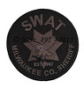 Milwaukee County Sheriff S.W.A.T. Patch (Patch Collector) Tags: county wisconsin team force police assault special milwaukee heat drug sheriff patch tactics entry swat weapons task subdued