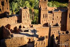 At Benhaddou -    - Morocco (PhotoGSuS) Tags: sahara morocco marruecos atbenhaddou kashba