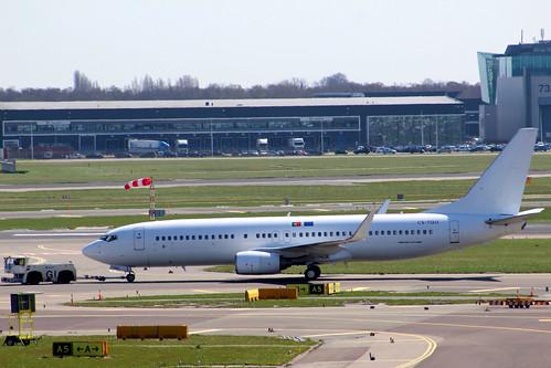 CS-TQU Boeing 737-8K2/W Euro Atlantic Airways