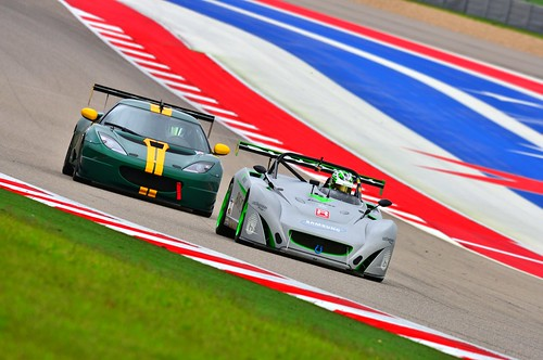 Wilzig Racing Lotus Cup COTA 2015