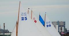 Wallasey Yacht Club 21/5/2015 (sab89) Tags: street new sea irish club river hope brighton sailing yacht tide low off racing estuary shore half sail mersey seabird wallasey wirral raters