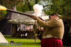 My favorite shot from the weekend- (Pahz) Tags: education historical guns renfaire swords renfest historicalreenactment edutainment janesvillerenaissancefaire pattysmithbrf
