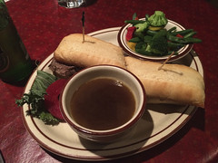 IMG_0724 (newspaper_guy Mike Orazzi) Tags: food nebraska meat steak sidney iphone dudessteakhouse