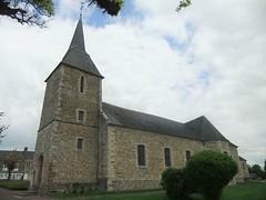glise de Pierrefitte-en-Cinglais (Calvados) (tordouetspirit) Tags: castle architecture iglesia normandie normandy glise chteau bassenormandie paysagenormand