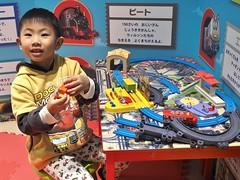 Day 3 (dogman!) Tags: baby japan tokyo olympus   omd fujitelevision  fujitv em1
