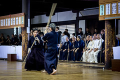112th (2016) Enbu Taikai in Kyoto, Japan (Christian Kaden) Tags: japan kyoto martialarts   kendo dojo kioto kansai  kampfkunst budo jodo        kendohalle butokuden enbutaikai kyototaikai  kendojo  112 112enbutaikai