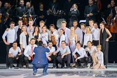 Kings on ice cast (Elena Vasileva /  ) Tags: figureskating iceshow johnnyweir