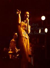 Michael Conen - [PROOF] Frank Zappa & Adrian Belew behind [Frank Zappa - Louisville Gardens, Louisville KY 11-10-77] (michael conen) Tags: kentucky louisville canonae1 1977 allrightsreserved frankzappa adrianbelew louisvillegardens michaelconen copyright2013