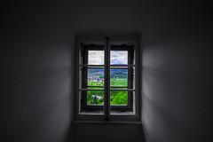 Windows 11 - View from Bled Castle - Slovenija (R.Smrekar-CH) Tags: castle indoor d750 bled slovenija 000000 blackwhitecolor smrekar
