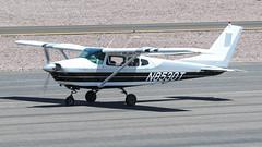Cessna 182C N8530T (ChrisK48) Tags: airplane aircraft 1959 dvt 182 phoenixaz kdvt phoenixdeervalleyairport cessna182c n8530t