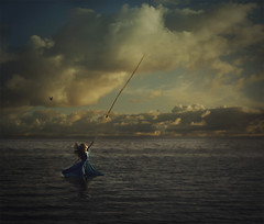 Rescue_FINAL_web (judithhillphoto) Tags: rescue lake reaching surrealism fineart rope fantasy whimsical fineartphotography bluedress conceptualphotography fineartportrait nashvillephotographer judithhill nashvilleportrait judithhillphotography judithhillfineart nashvillefineart