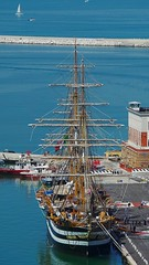 Amerigo Vespucci - Ancona 2016 (Carlo Arrigoni) Tags: italy italia marinamilitare nave scuola ancona 2016 vespucci karlo57 ekgc100 karlosimo carloarrigoni