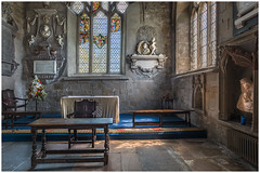 Cartmel Priory (Darwinsgift) Tags: lake church nikon district g interior cumbria 20mm nikkor f18 priory cartmel d810