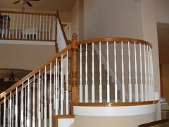 Stair Railings (iqlacrossecom) Tags: stair railings