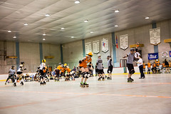 004-roller derby-photo susan moss (The Montreal Buzz) Tags: canada quebec montreal roller deby