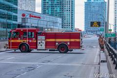 Gardiner Fire (Vital Films1) Tags: toronto ontario fire construction condo gardiner 10yorkst 10yorkstfire 10yorksttoronto firegardiner fireonthegardiner