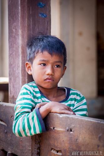 Birma. Marzec 2016