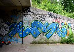 graffiti amsterdam (wojofoto) Tags: holland amsterdam graffiti nederland netherland sensi wolfgangjosten wojofoto