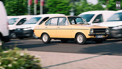1978 Ford Escort (bennorz) Tags: ford beige limo mk2 escort ghia 4tl