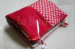 Quiet Book (2) (La Nana Handmade *Fabiola*) Tags: quiet book busy attivit children baby fabric activity sensory sensoriale preschooer asilo scuola materna