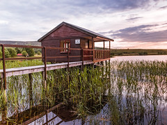 New and Old at Tutach (Stoates-Findhorn) Tags: reeds scotland highlands unitedkingdom loch boathouse lochan 2016 tutach
