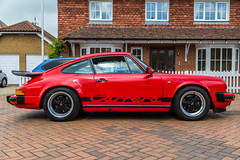 My new toy :) (kevaruka) Tags: red sport porsche 1984 guards carrera porsche911 porscheclubgb