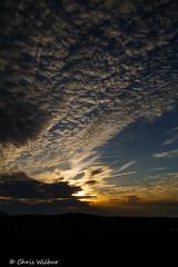 Sunset in Kawartha Lakes (awaketoadream) Tags: sunset ontario canada ski vertical angle devils horizon wide lakes resort elbow kawartha