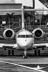 Private Bombardier BD-700_AS5J2508 (RJJPhotography) Tags: aviation caribbean sxm princessjulianainternationalairport