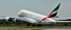 Darren Clarke Photography (DClarke Aviation Photography) Tags: emirates airbus a380 egcc a6edy emiriatesairlines