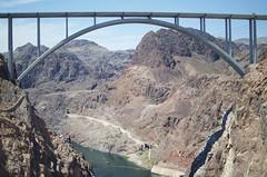 Day 1 (Rob Anderson Photo) Tags: bridge arizona dam hoover