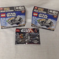 More stormtroopers for Starkiller base (Carson Tate) Tags: starwars lego wip loot stormtrooper base moc starkiller