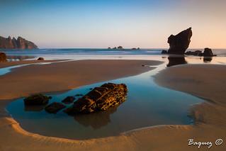Aguilar beach